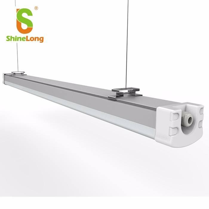 60cm Twin Batten Fluorescent Light kitchen garage Fitting T8 LED Tube 2FT 600MM