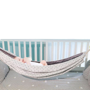 Hot Sales Newest Home Outdoor Portable Bed Design Multi-function Adjustable Sleeping Bed New Born Baby Hanging Hammock For Crib