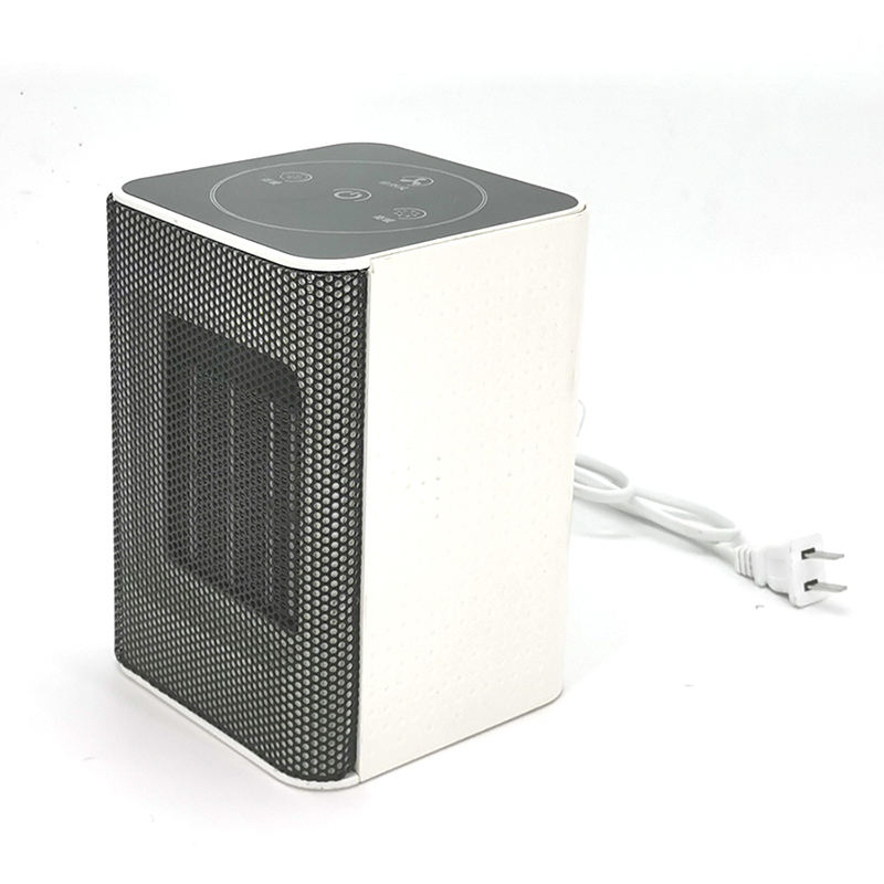 500w Portable Heater Handy Electric Fan PCT Mini Heater Portable Mini Fan Heater for Office Home Used
