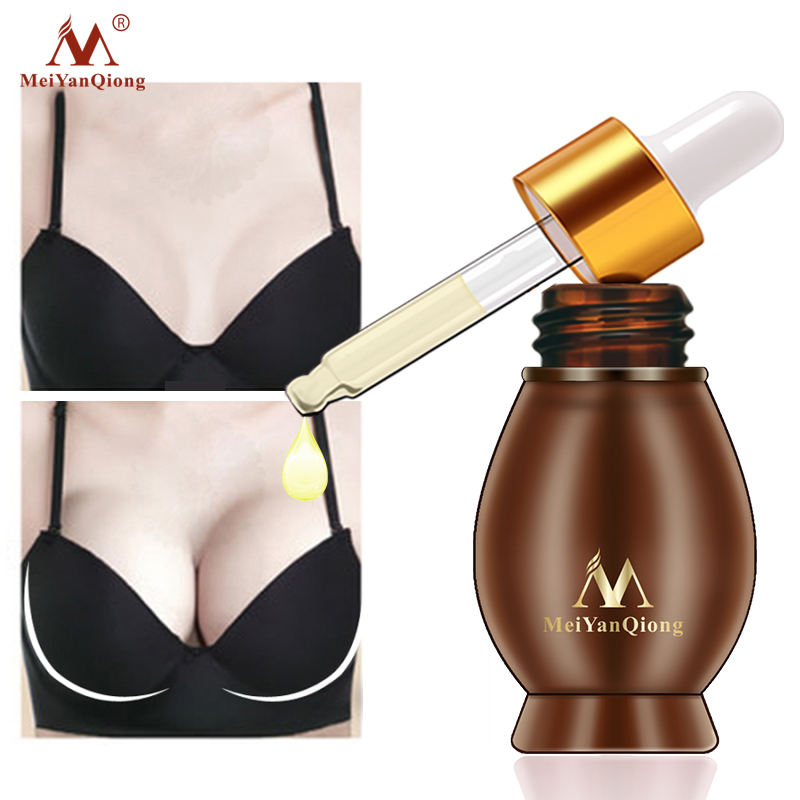 MYQ Lavender Beauty Breast Massage Oil promotes development again nourishes and tightens skin enhances skin elasticity 10ml