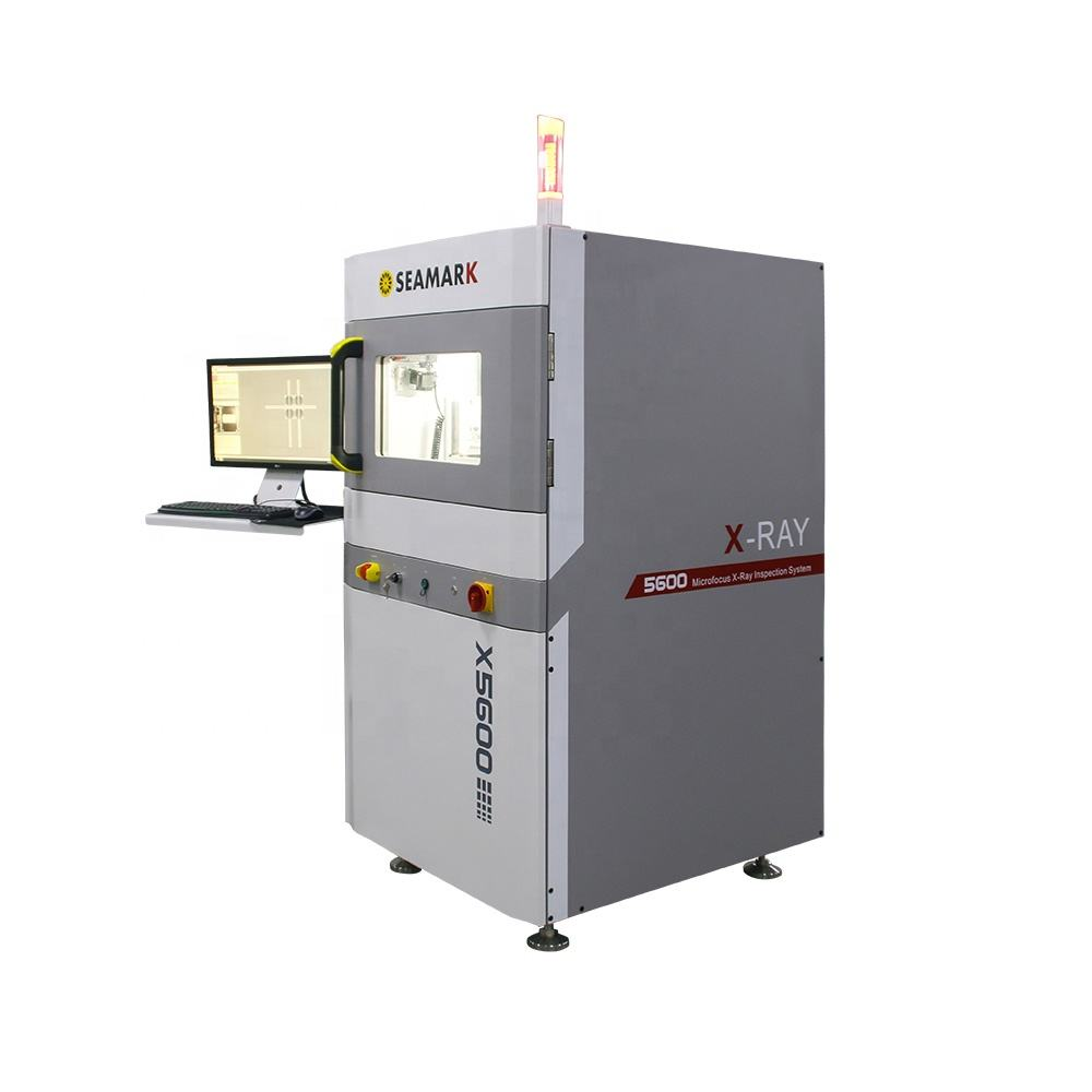 Industrial Xray Radiography Equipment High Resolution- Clear Inspection Image