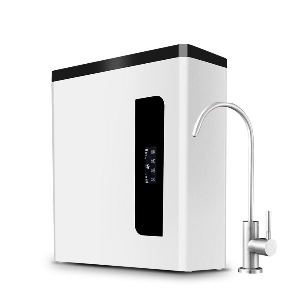 400 G Gallon Compact under sink ro cabinet Tankless 5 STAGE reverse osmosis Water Purifier