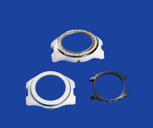 Customized Watch Case Parts Made Precision High Quality Ceramic Watch Parts For Watch Case