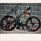 bike new model bicicleta mountain bicycle 24 inch with cool sticker phoenix bicycle