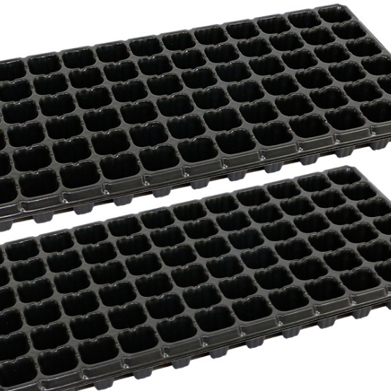 Professional Manufacturer 48 cells Seed Germination Growing Tray seed planting tomato Plant Propagation tray