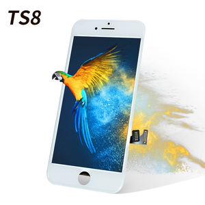 Best Grade ts8 Quality lcds for iphone 6 7 8 x screen replacement, premium quality for iphone 8 lcd display