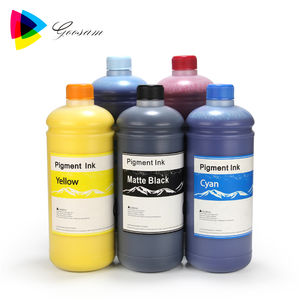 6 colors ink for tattoo pigment ink for Canon W8400 printer
