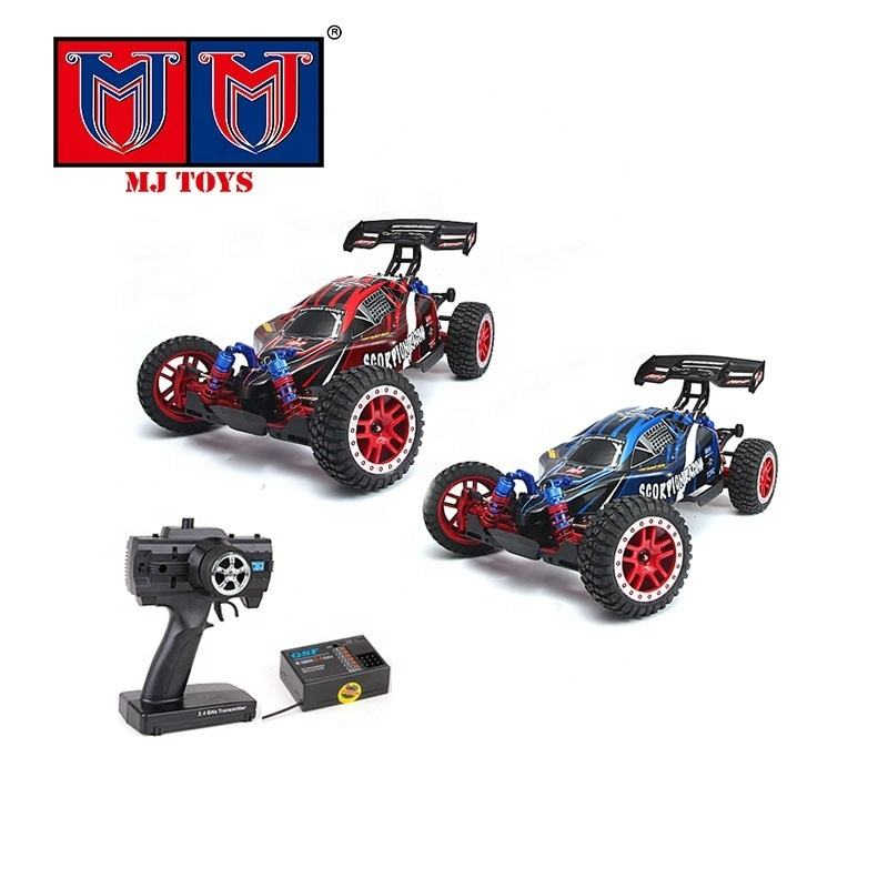 Professional competition level electric 1:8 scale brushless off road 4x4 rc car buggy with 40-50km/h high speed