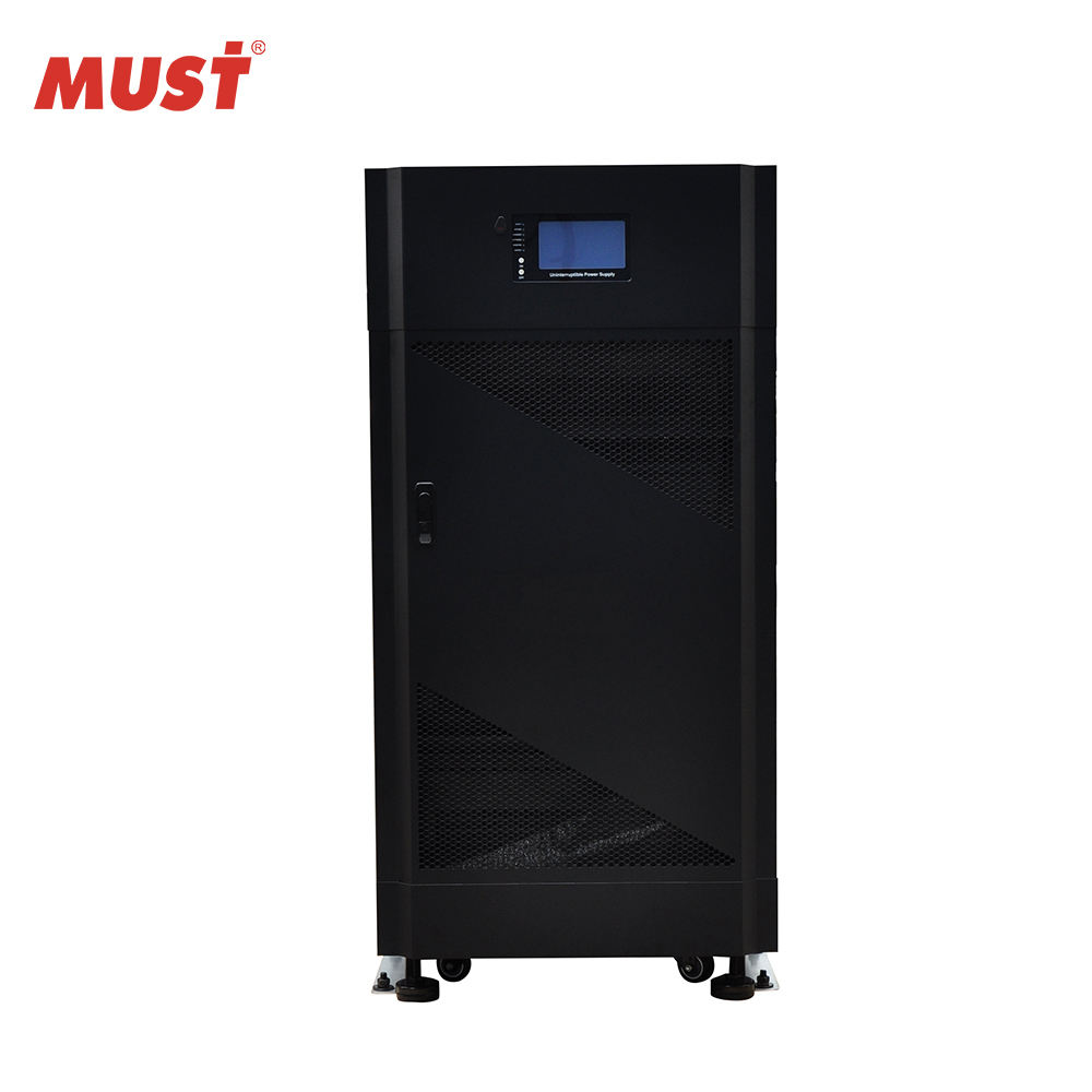 MUST online ups low frequency 100KVA 200KVA ups voltage stabilizers ups voltage stabilizers