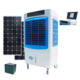 Industrial Material Solar Dc Rechargeable Evaporative Air Cooler
