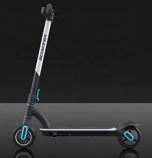 China OEM Cheap Manufacturer Wholesale Two Wheel Electric Scooters Foldable 6.5 Inch 250W 25km Electric Kick Scooter