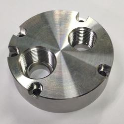 high precision machining pump body cnc milling parts