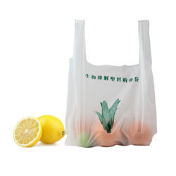 Custom Logo Eco-friendly PLA Reusable Shopping Bags