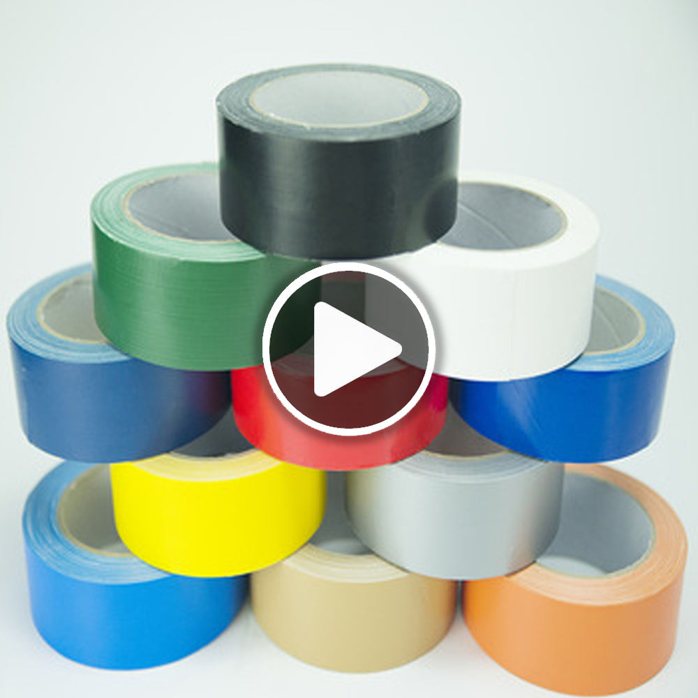 fabric cotton cloth electrical insulation adhesive tape