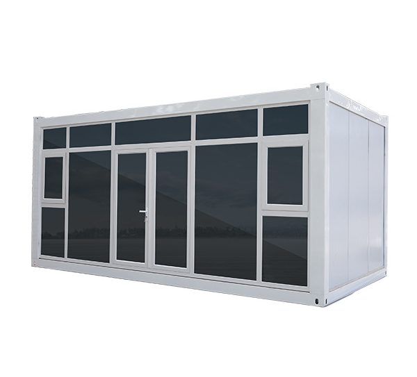 20FT Container 찰 역 Post 보안 Guard 보초 부스