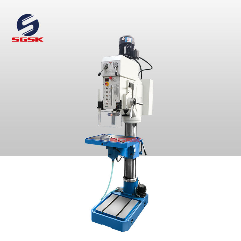 Vertical Drilling Machine Z5050A machines pillar drill