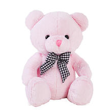 Fashion Gift Plush Teddy Bear pinkStuffed Bear Teddy Sitting Bear Toy