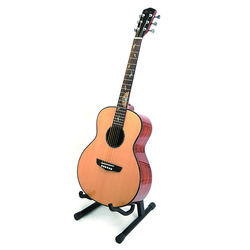 "36"" Inch High quality Glossy Spruce Solid Wood Single board Guitar"