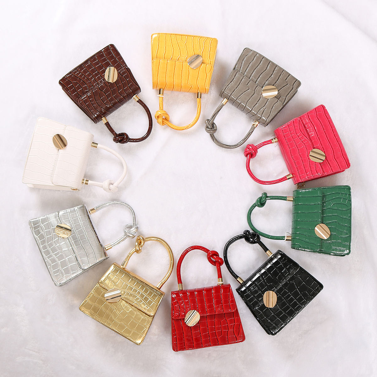 6030 New arrived Guangzhou wholesale bags market hot sale cheap price single shoulder handbags