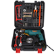Tools Set Electric Tool Set East Mini Professional Electric Impact Drill With Tools Set
