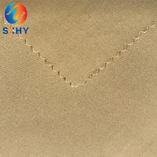 Chinese Supply Spring Garment Fabric  Cotton Twill Spandex Fabric
