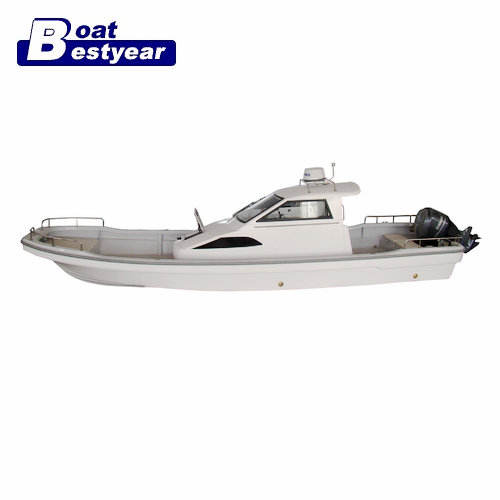 2018 Model Panga Boat 750 Center Console Fishing Boat