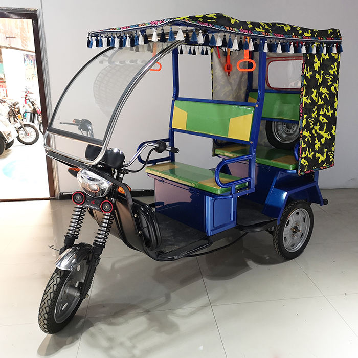 2019 New Model Bangladesh Electric Auto Rickshaw Price