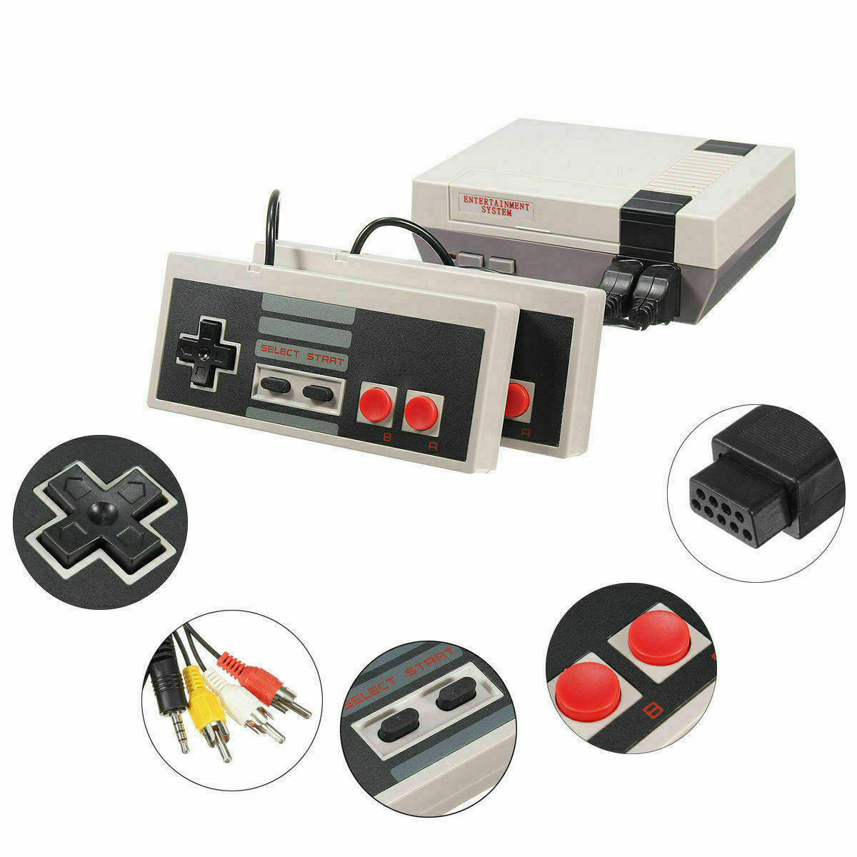 Original Electronic Components game console 620