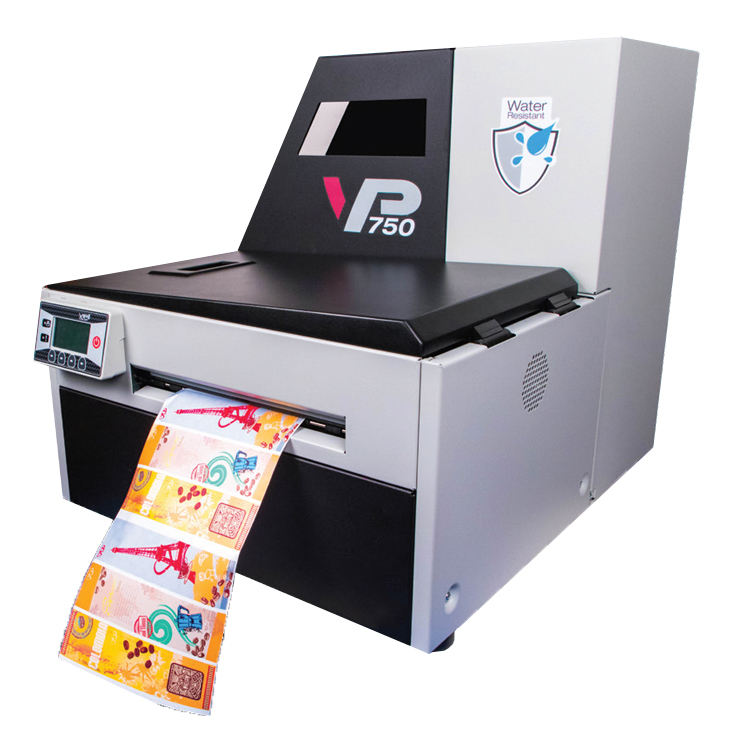VP750 Een Drukmachine A3 Inkjet Label Printer Inkjet Printer