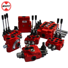 Hydraulic Monoblock Directional Control Valves