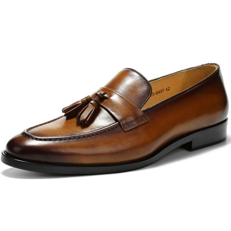 Schuhe wholesale China men office dresses man shoes genuine leather luxury shoes