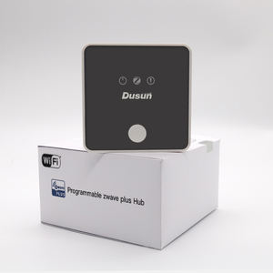 Smart Home Wireless Multifungsi Z-wave Gateway