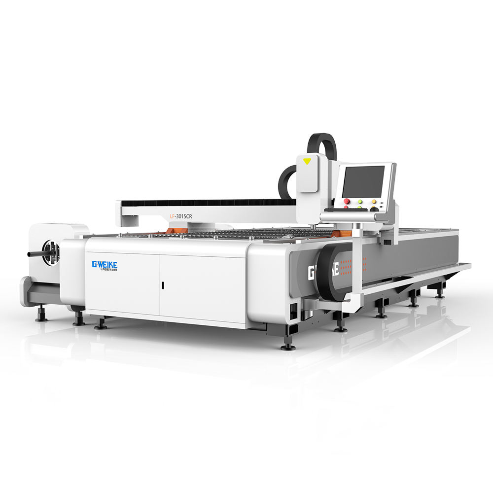 3mm Aluminum Cnc Metal Laser Cutting Machine