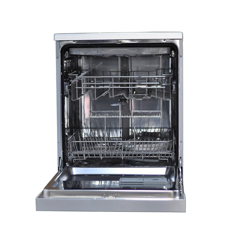 12 setting Electronic Control Dishwasher with LED display