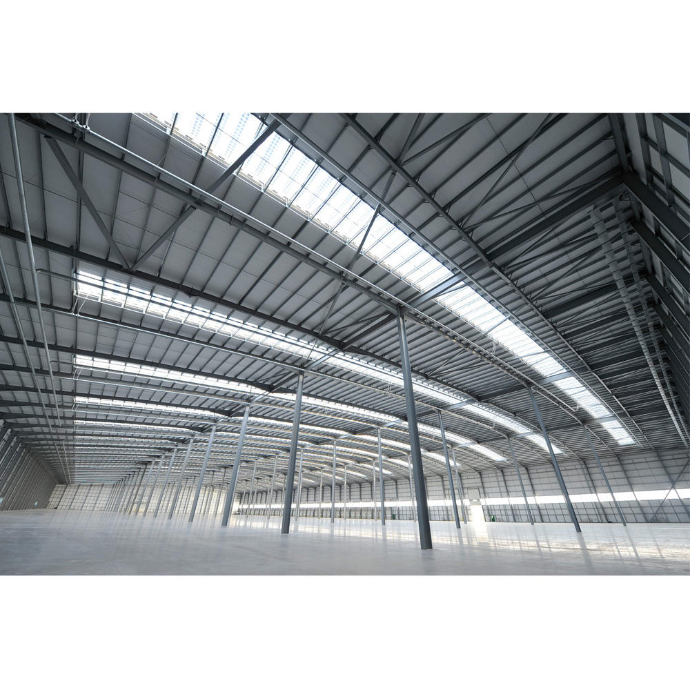 Top Quality Structure Buildings Factory Famous Steel structure Light metal warehouse