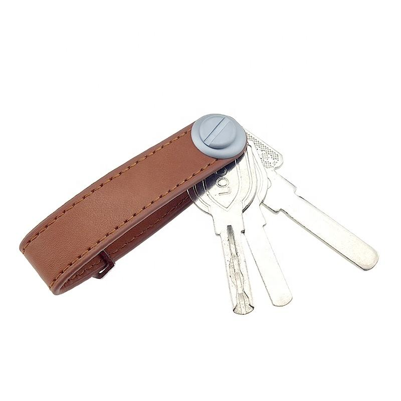 Key Chain Organizer Leather, Car Key Organizer Holder Leather