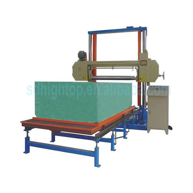 Automatic horizontal foam long sheet cutting machine