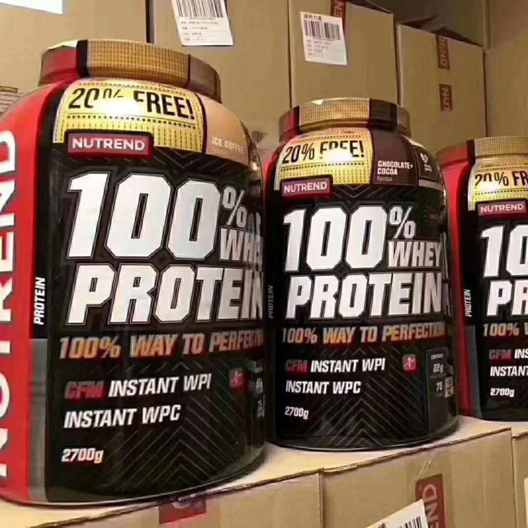 Whey Protein Muscle Pulver