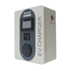 Sinexcel 7kW/22kW AC charger for electric vehicles with CE