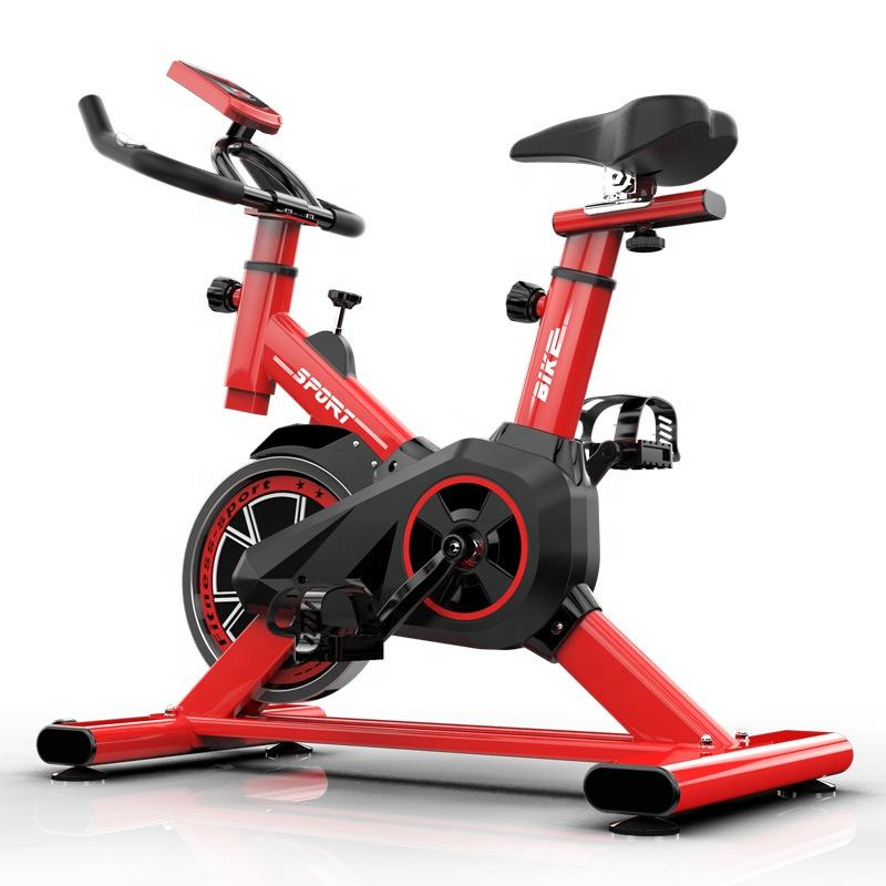 Indoor GYM Equipment Sports Static Bicycle Spinning Exercise Bikes Commercial Stainless Steel Flywheel Spinning Bike