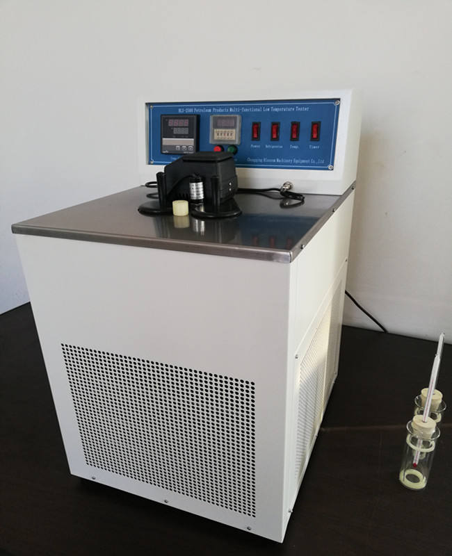 Manual Type Transformer Oil Freezing Point Testing Equipment