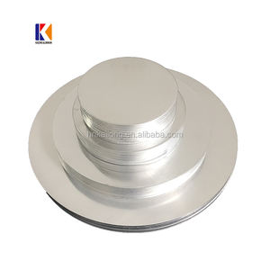 Cold rolling aluminum circles 5052 for LED lamp