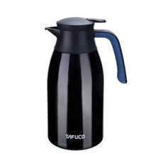 2019 New Arrival thermal vacuum carafe flask insulated double wall stainless steel hotel thermos tea coffee pot