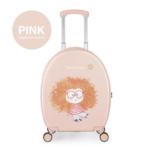 Mixi Hot Selling Kinderen Reisbagage Trolley Stripfiguur Kid Bagage Koffer