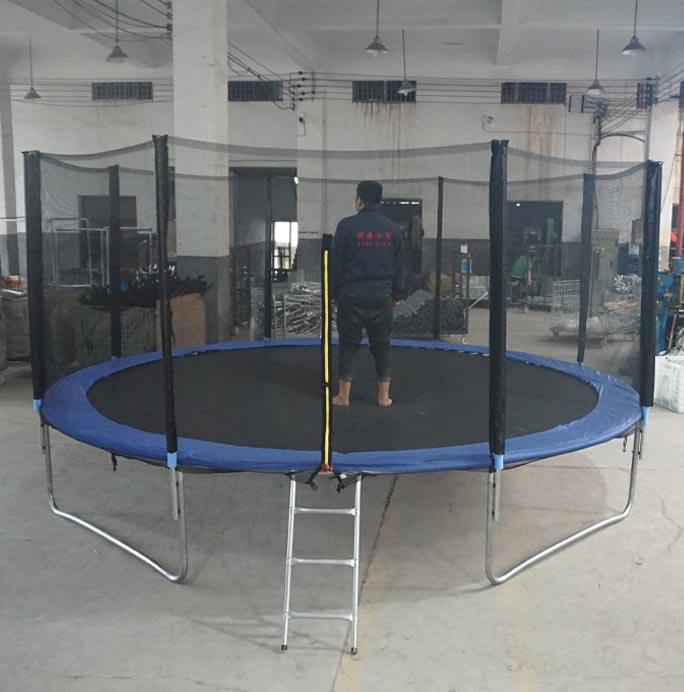 Big Professional Round Underground Commercial In Ground Adult Trampoline Outdoor 12ft 8ft 10 Ft 14ft 14 8 15 Ft 6ft 10 Feet