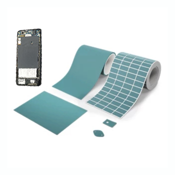 TIM material thermal conductive silicone pad China factory price thermal conductive silicone pad ul confirmation
