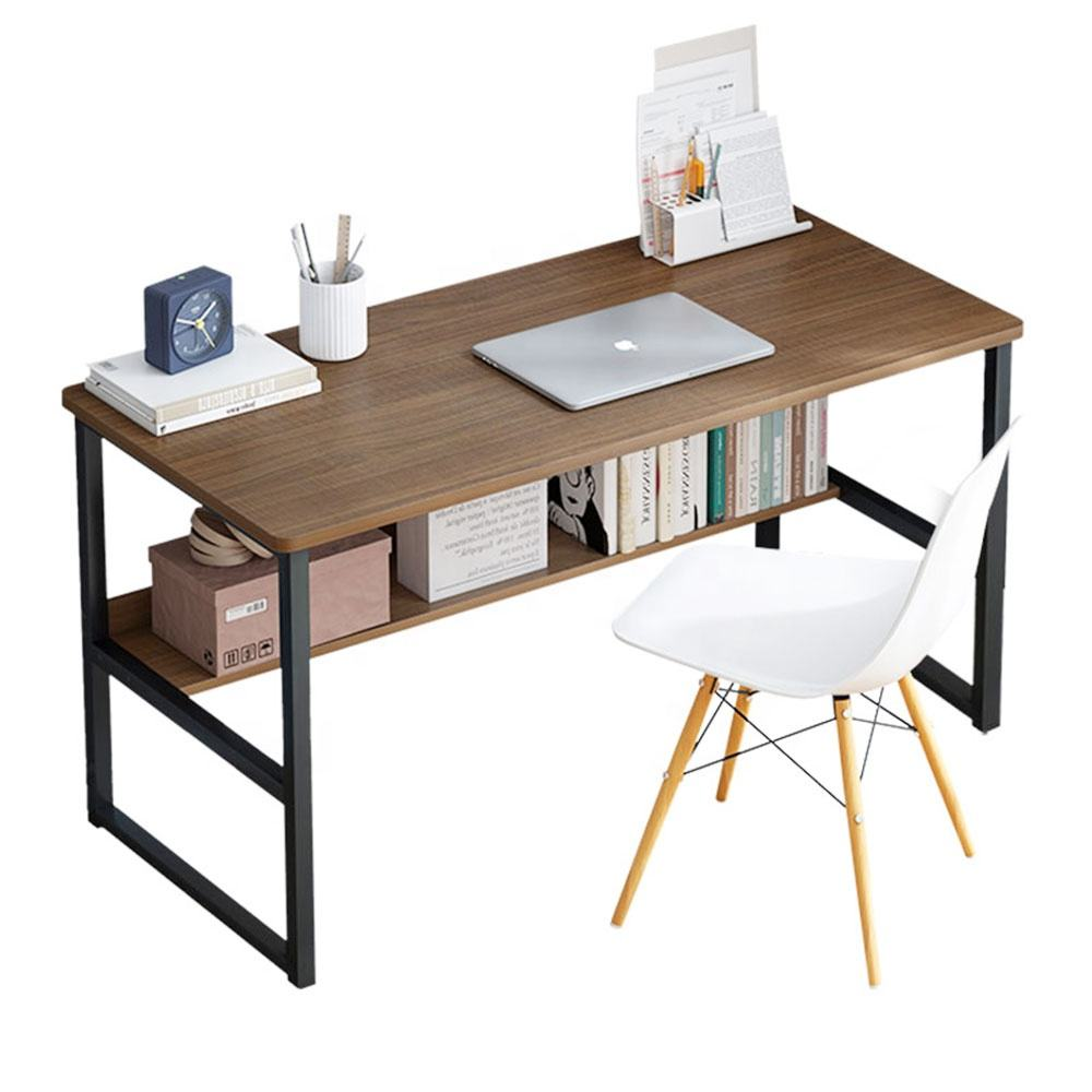 Appearance Sofa Table Adjust Wooden With Return Thin And Modern 2020 New Computer Desk Office For Consult Roo
