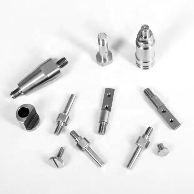 NC lathe precision mechanical parts processing cnc aluminum machining parts