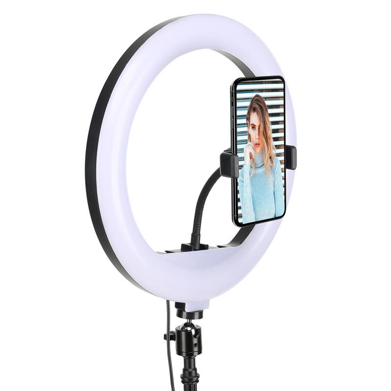 Zomei 12 Inches Fotografische Verlichting Apparatuur Make Lamp Ring Led Light <span class=keywords><strong>Touch</strong></span> Screen Versie Met Afstandsbediening