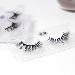 Bameier ready to ship 25mm mink lashes private label false Eye Lashes 3D Mink Eyelashes